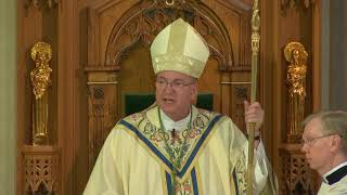 Bishop Barres' Homily for the Mass of Priestly Ordination