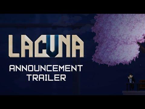 Lacuna | Sci-Fi Noir Adventure | Announcement Trailer (DE)