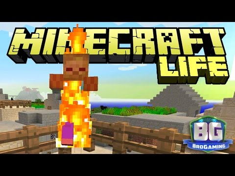 Horse Hunt - The Minecraft Life - Bro Gaming