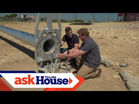 How to Install a Home Wind Turbine | Ask This Old House