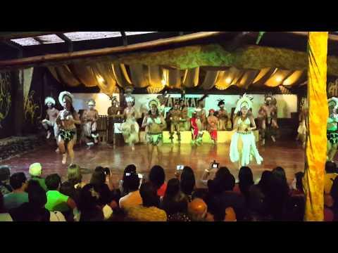 Rapa Nui Easter Island Dancing - Ballet...