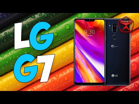 "Полоумный LG G7. Флагман с плохой ""кармой"" / Арстайл /"