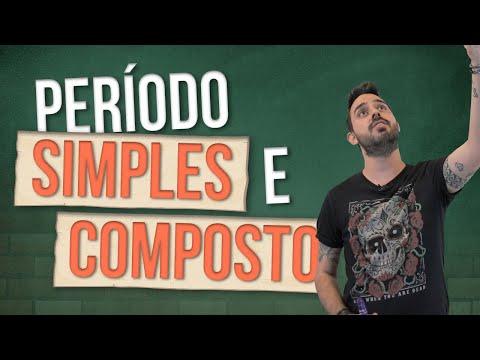 O que é Período Simples e Período Composto?