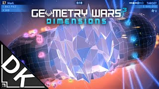 Geometry Wars 3: Dimensions - Android gameplay (Nvidia SHIELD Tablet)