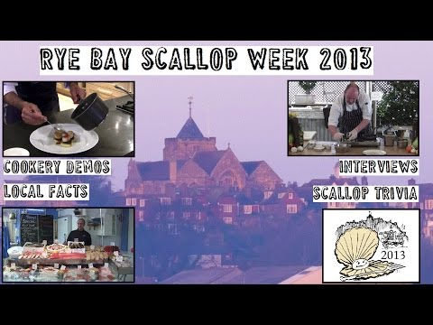 Rye Bay Scallop Week 2013