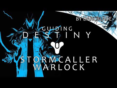 destiny warlock how to get stormcaller