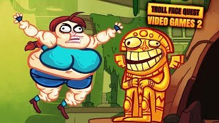 ТРОЛЛИМ ВИДЕОИГРЫ 2! Веселая игра Troll Face Quest Video Games 2 от Мобика