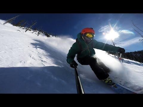 GoPro Line Of The Winter: Robert Bell - Montana 2.23.15 - Snow