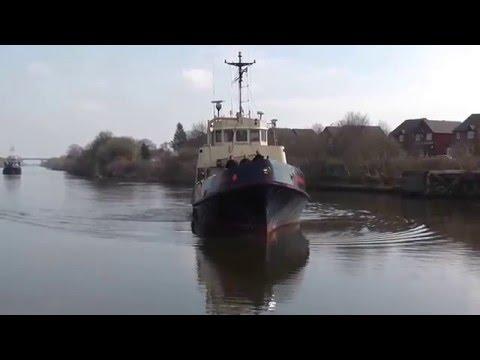 Two Ex/Royal Navy Tenders