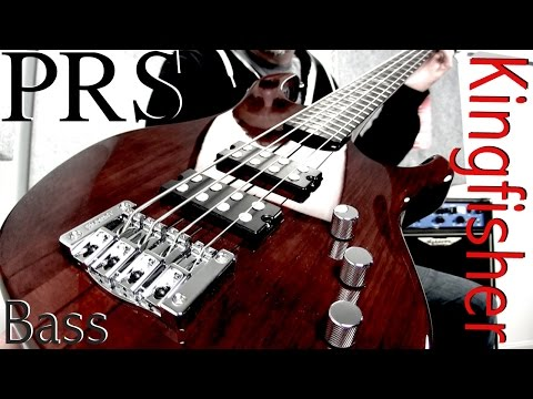 PRS SE Kingfisher Bass Guitar Review