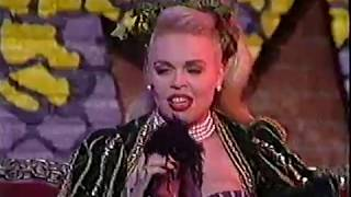 Army Of Lovers Live On TV March 1992 Crucified