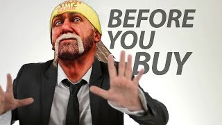WWE 2K20 - Before You Buy (Video Game Video Review)