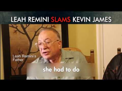 Kevin Can Wait: Leah Remini's Father Shares How She Slammed Kevin James