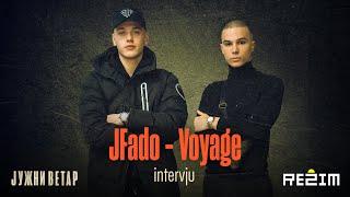 Južni Vetar 2: Voyage, J Fado & Milos Avramović