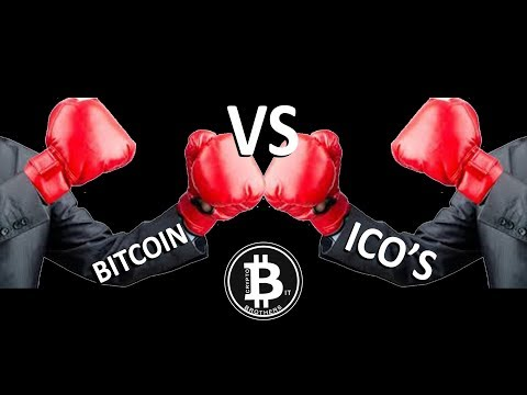 Bitcoin, or an ICO, where is the Greater Profits Made