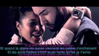 La Fouine feat Zaho - Ma Meilleure paroles