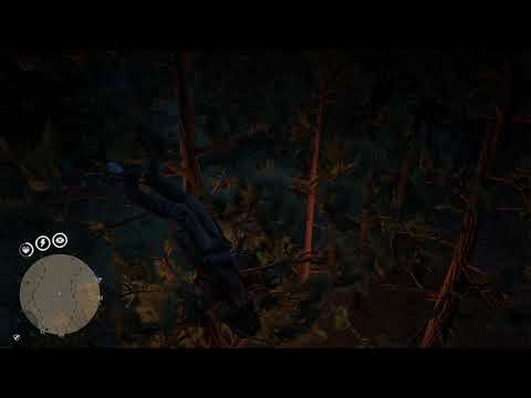 Hacker Killing Everyone In The Server In Red Dead Redemption 2 On PC, 6:03 Am On 1-10-20...