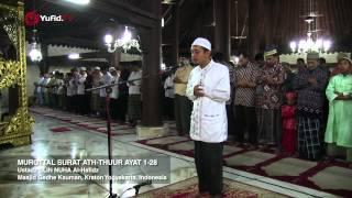 Video Murottal Quran Surat Ath-Thuur Ayat 1-28 - Ustadz Ulin Nuha Al-Hafidz (Yogyakarta, Indonesia) download MP3, 3GP, MP4, WEBM, AVI, FLV Oktober 2018