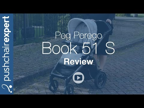 Peg Perego Book 51 S Pop-Up Up Close Review