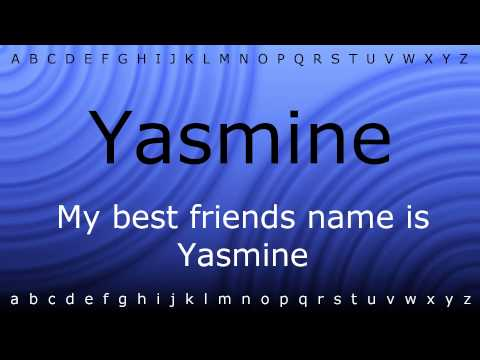 This is how to pronounce 'Yasmine' with Zira.mp4