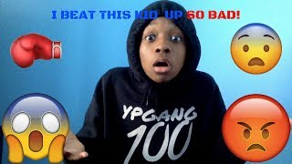 MY FIRST FIGHT IN 6TH GRADE IN MIDDLE SCHOOL EPIC STORYTIME! (I GOT SUSPENDED AGAIN!)