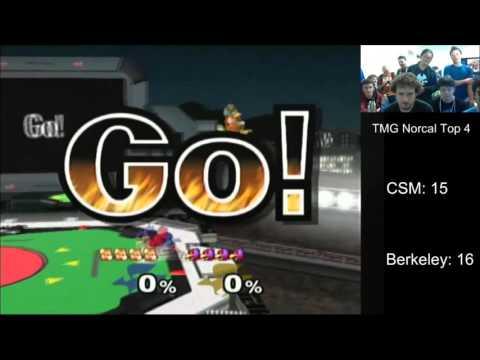 CSM vs Berkeley TMG 2015 Finals