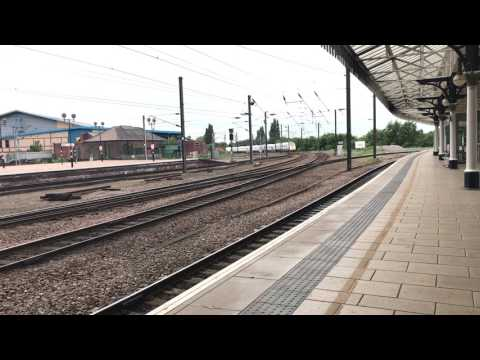 New 800013 runs through York  on 5X79 Merchant Park to Doncaster Carr IEP Depot 02/06/17