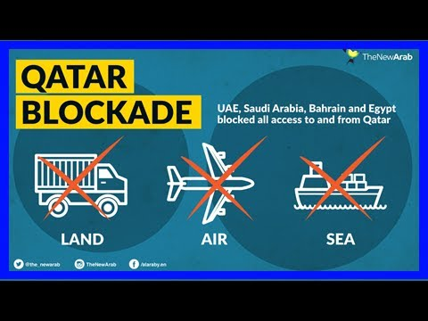 Breaking News | Us halts military exercises with gulf allies over qatar crisis