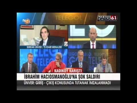 Serkan Ünver Fenerbahçe Maçında Yaşananları Anlattı