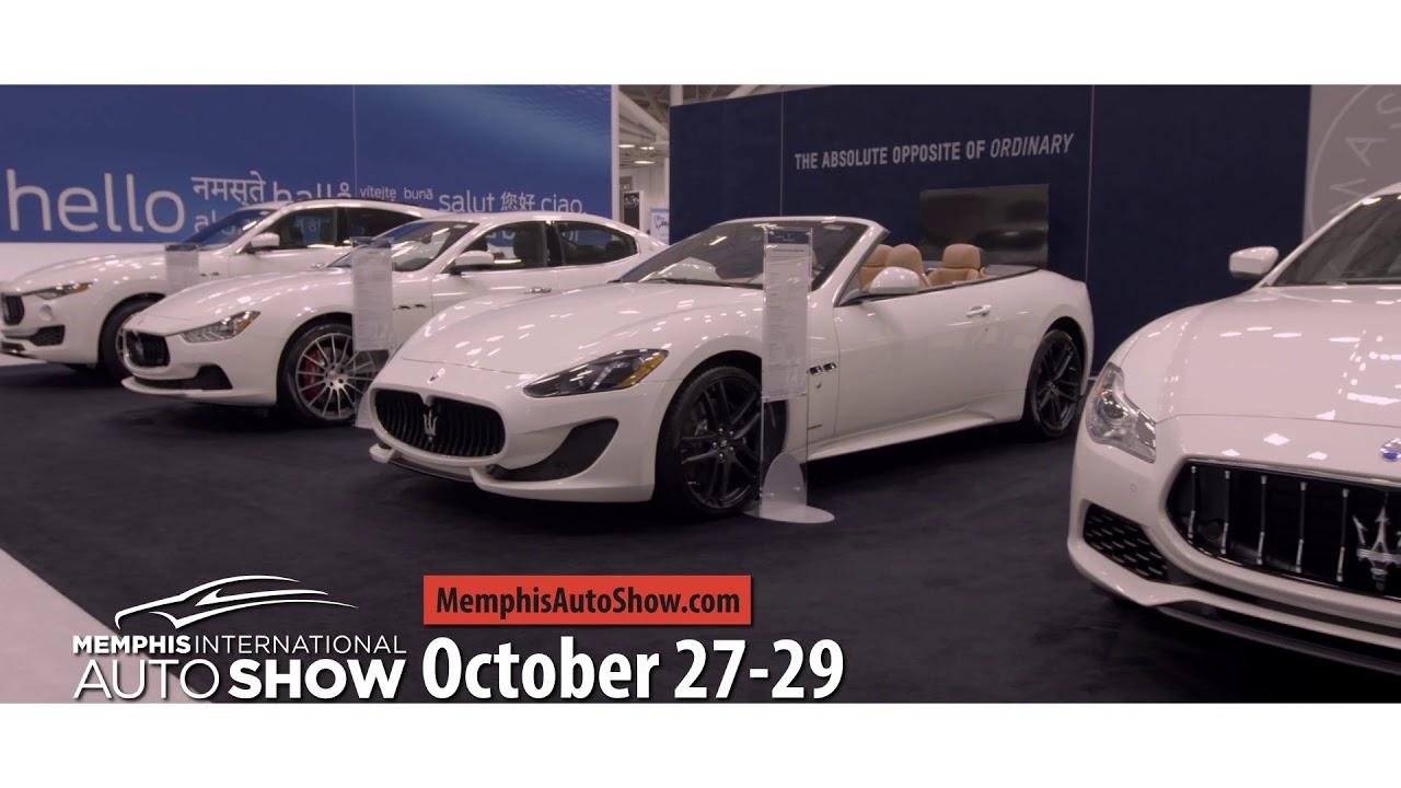 Memphis Auto Show Spec Multi Slide YouTube - Memphis car show