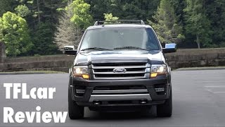 2015 Ford Expedition First Drive Review: Is it better than the new Suburban?