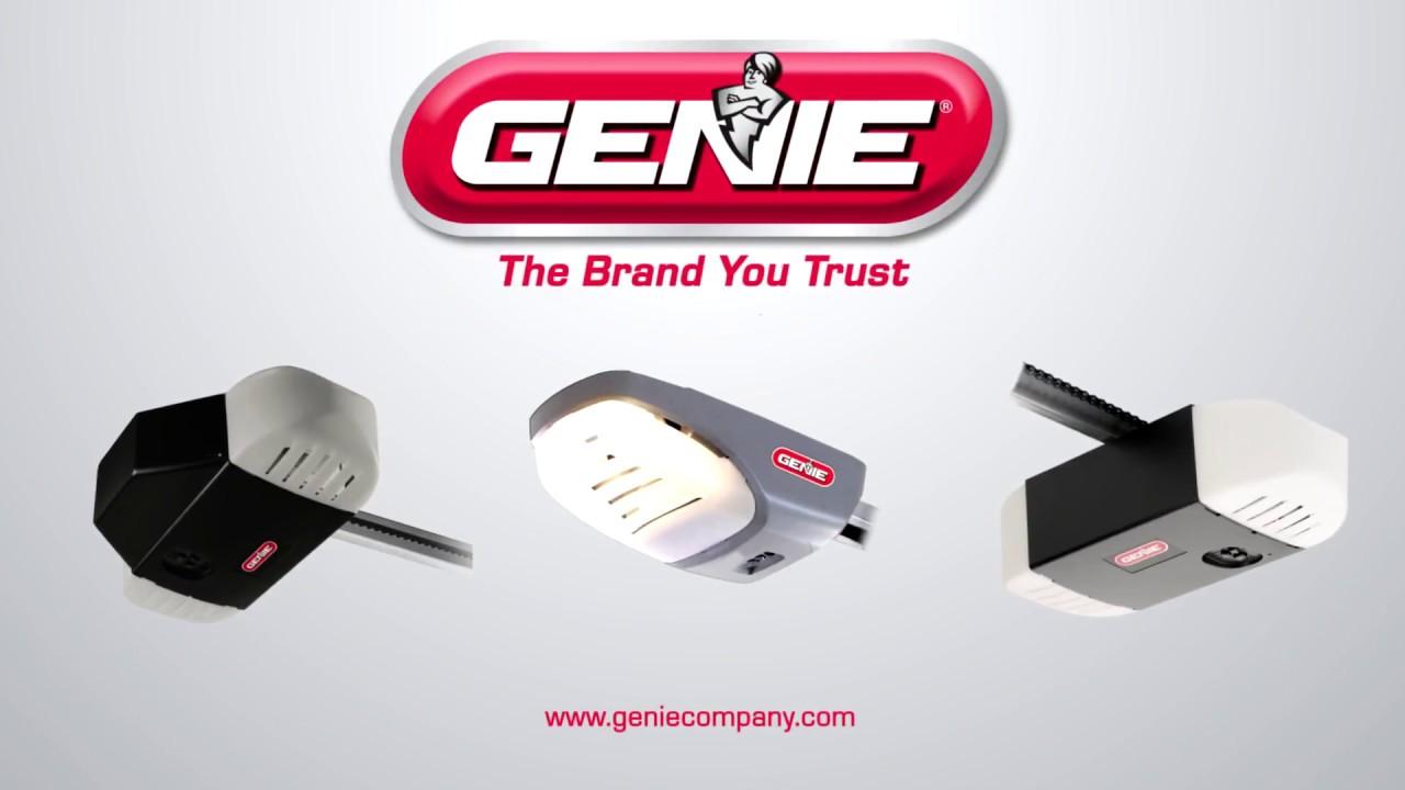 Genie Platform Comparison Screw Drive Chain Drive Or Belt Drive Youtube