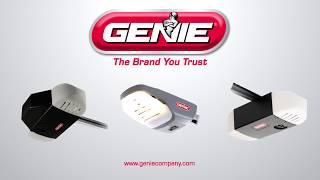 Genie Platform Comparison - Screw Drive, Chain Drive or Belt Drive