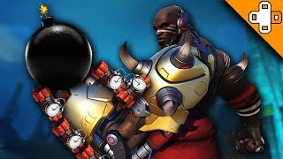 More Like BOOMfist! - Overwatch Funny & Epic Moments 248 - Highlights Montage