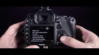 Télécommande à distance pour enregistrement vidéo Canon 7D