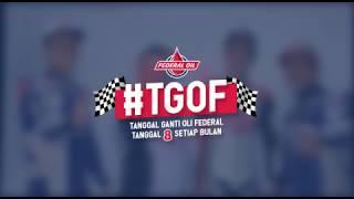 Tim Federal Oil  Gresini Racing Moto2 dan Moto3 ingatkan  Tanggal Ganti Oli Federal