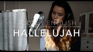Audrey English - Hallelujah (Cover)