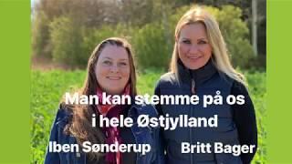 Flere kvinder i Folketinget - Britt Bager og Iben Sønderup