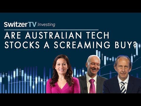 Are Australian tech stocks a screaming buy? | Ep 24 | SwitzerTV: Investing