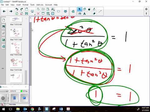 March07 2018 HPC Sum and difference and double angle formulas