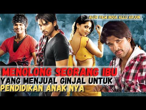 ALLU ARJUN AWAL NYA MENCURI TAPI JUSTRU MEMBERI DAN MENOLONG IBU II ALUR FILM INDIA ACTION