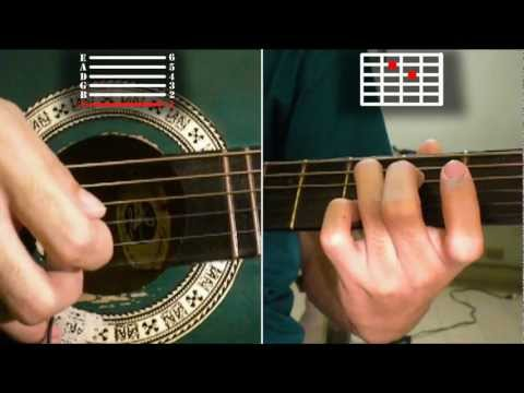 Alipin - Shamrock Guitar Tutorial