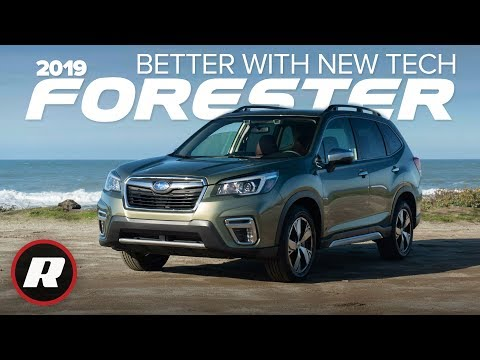 2019 Subaru Forester: The familiar and the functional | Review
