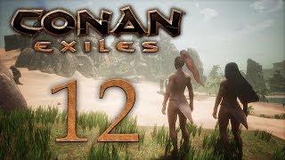 Conan Exiles - прохождение игры на русском - Прогулка вниз по реке [#12] | PC