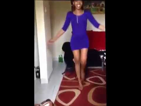 young black girls twerking