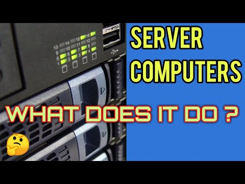 What is Server🖥|How it works 24/7? |Virtualization |Cloud computing ☁️in 2017