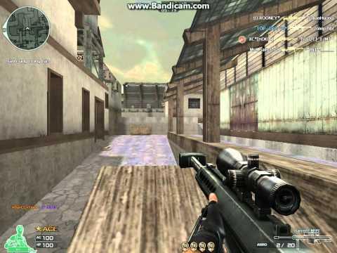 CFVN Barrett-m99 đấu đơn 77 kills