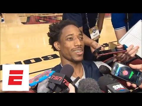DeMar DeRozan: Relationship with Toronto Raptors GM Masai Ujiri is 'done' | ESPN