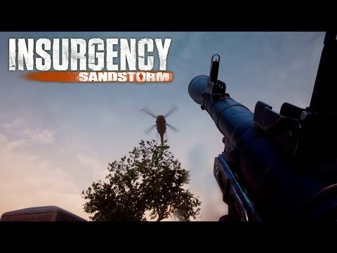 Insurgency: Sandstorm - Helicopter Takedown
