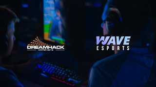 Wave Esports at Dreamhack Winter 2019